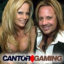 Cantor to run Palms Casino poker room; Vince Neil hates Palms, loves big boobs