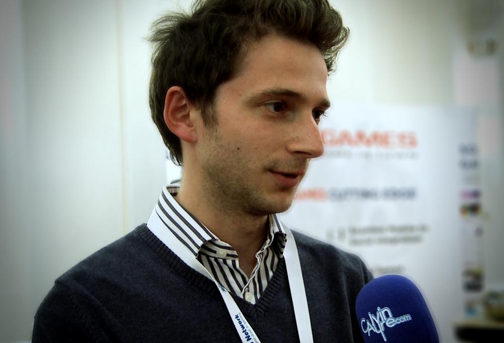 Ben Starr talks on Innovating Online Bingo