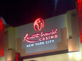Resorts World Casino New York City tops revenue earnings in the US