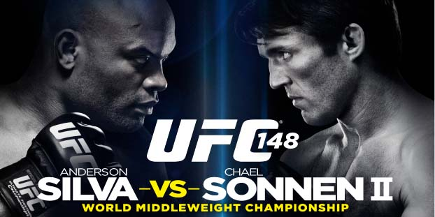 Anderson Silva wants to incapacitate Chael Sonnen at UFC 148