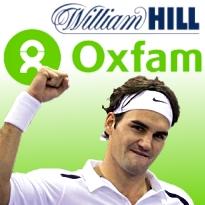 Federer's Wimbledon victory earns Oxfam £101k courtesy of dead punter