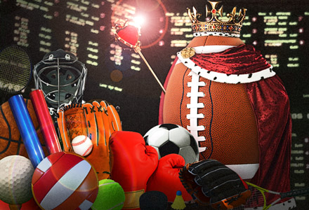 Football is King in Vegas and Offshore