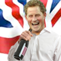 If anyone should be ashamed, it's the British public, not Prince Harry