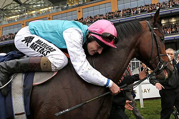 Best horse ever retired to stud as sport moves to the ad-hotbed of C4