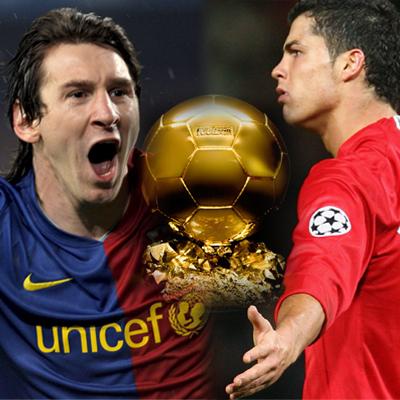 Lionel Messi, Cristiano Ronaldo favorites to win FIFA's 2012 Ballon d'Or award