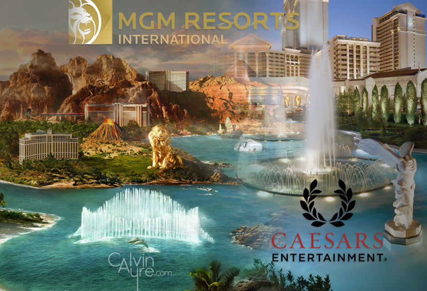 Investing The Hard Way: Can MGM and Caesars Outrun Their Debt?