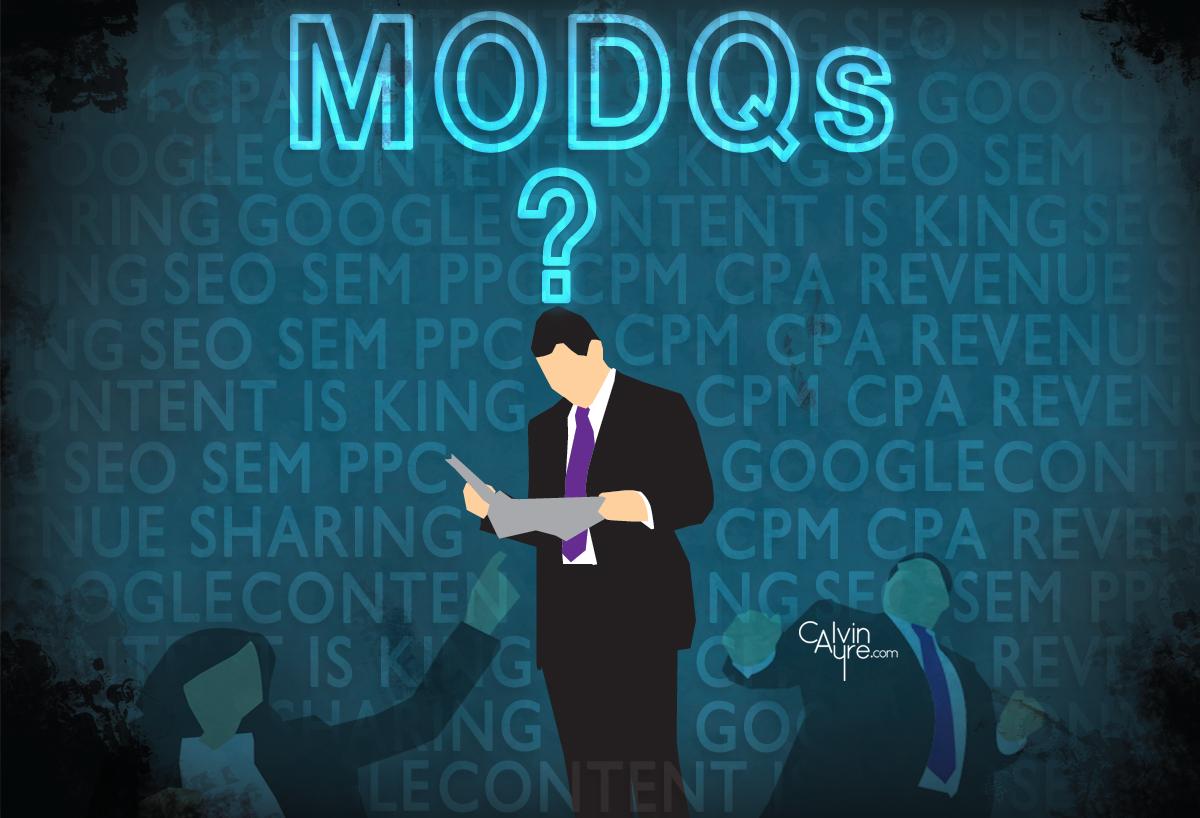 MODQs – Can Affiliates be News Sites?