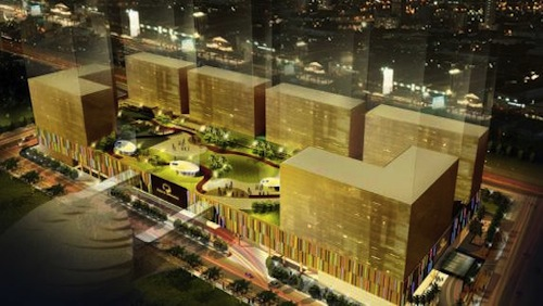 Belle Grande changes its name to City of Dreams Manila