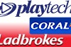 Playtech adds 'Vegas' tab to Ladbrokes site, preps online link to Coral FOBTs