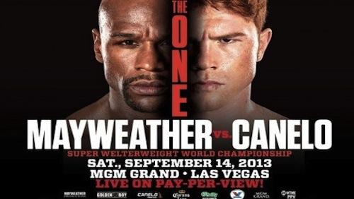 Mayweather vs Canelo Fight Odds