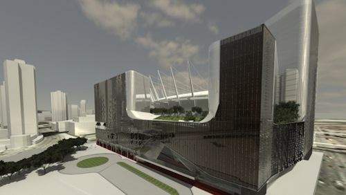 Paragon proposes urban resort in place of nixed casino plan in Vancouver