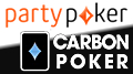 Party Poker underwhelms; Carbon goes mobile; Ultimate, Winamax ink Niners