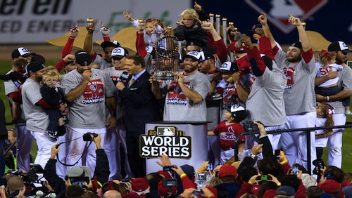 Red Sox, Dodgers favorites to win World Series