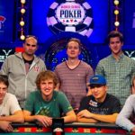 WSOP 2013 Main Event Final Table: David Benefield exits at 8th place