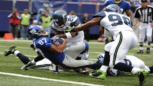 Sportsbooks favor Seattle Seahawks to win SuperBowl XLVIII