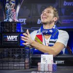 Live Tournament Updates: Julian Thomas Wins WPT Prague