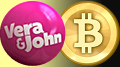 Vera&John add Bitcoin payment option; Coinbet's coinfusing US stance