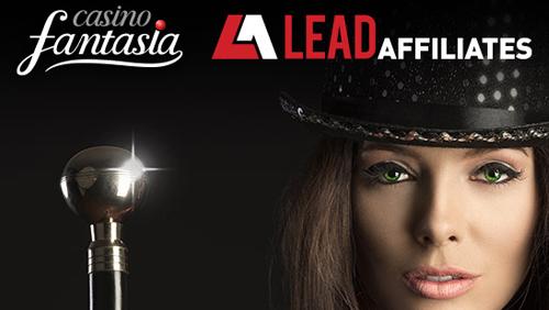 CasinoFantasia.com at London Affiliates Conference 2014