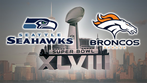 SuperBowl XLVIII opening line has Denver Broncos as 1.5-point favorites against the Seattle Seahawks