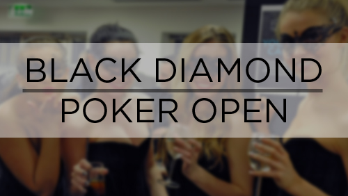 Bodog's Black Diamond Poker Open is back …but now with $3,000,000 on offer