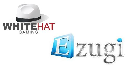 White Hat Gaming add Ezugi Live Casino to their Platform