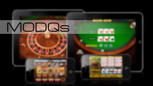 MODQs – Who's taking the mobile casino lead?