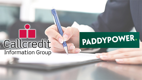 Paddy Power Extends its Contract With Callcredit