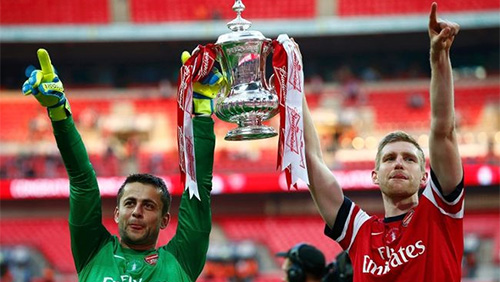 Arsenal End 9-Year Trophy Drought With Amazing FA Cup Fight Back