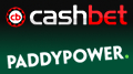Cashbet launch platform; Paddy Power Social; Deck Of Dice rethink the wheel