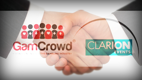 GamCrowd and Clarion Events sign partnership to boost the Start-Up LaunchPad and Start-Up Village at EiG and ICE