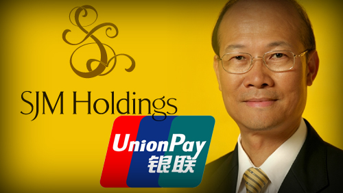 SJM Says UnionPay Card Terminals out of Casinos by July 1