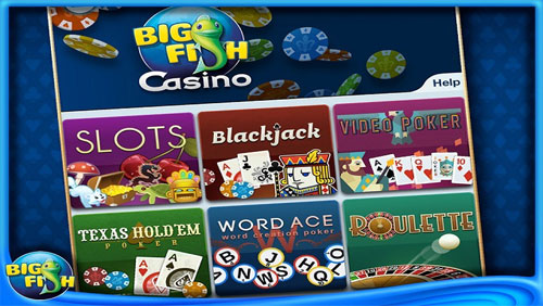"Big Fish Announces the Addition of Luxury Slots to ""Big Fish Casino"""