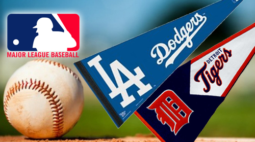 Dodgers, Tigers lead the way as MLB Pennant Race heats up