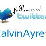 Weekly Poll – Do you Follow @CalvinAyreNews on Twitter?