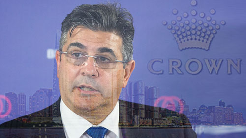 Former AFL CEO joins Crown Resorts board; gets into encounter with notorious Aussie criminal