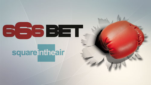 666Bet don the gloves again to sponsor Anthony Joshua's debut title bout