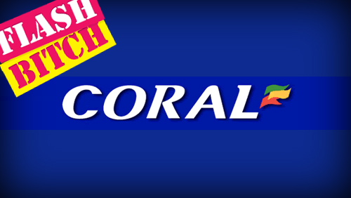 Flash Bitch Picks Coral As Exclusive Betting Partner, Sets Sights On TV Quiz Show