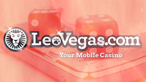 Player Scoops 23m SEK Jackpot on LeoVegas Mobile