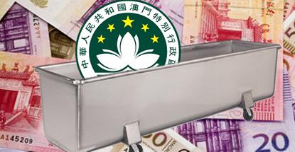 "Macau casino gaming revenue decline may fall into ""trough"" in October"