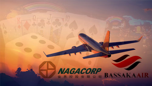 NagaCorp. reassures investors about casino plans; Bassaka Air gets approval to fly gamblers to Cambodia