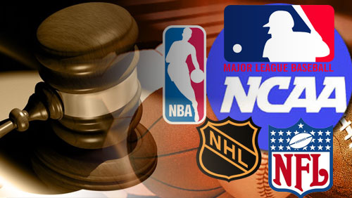 Sports leagues fight back, challenges New Jersey sports betting