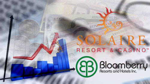 Bloomberry Q3 results; Solaire first phase expansion nears opening