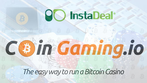 Coingaming Launches Bitcoin Poker Network with InstaDeal®
