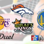 More daily fantasy sports deals: Lakers/FanDuel; Broncos/DraftKings; Warriors/PlayMLF