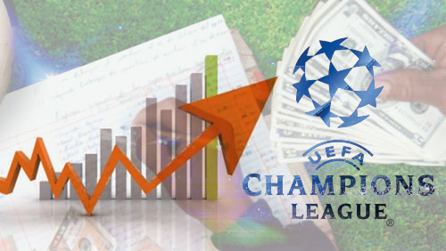 Champions League Power Betting Rankings