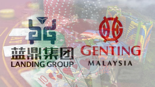 Landing looking to buy casino license; Genting Malaysia planning expansion