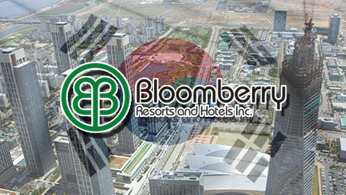 Bloomberry buys land in South Korea, plans to build entertainment complex