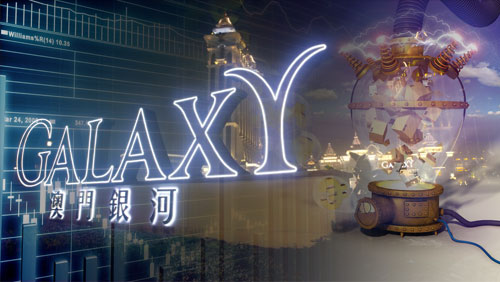 Galaxy Entertainment could be Macau's GGR share leader by end of the year; fire forces evacuation on Galaxy Macau build site