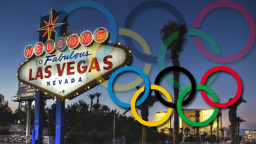 Las Vegas sportsbooks bid to legalize Olympic betting in Nevada