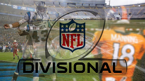 NFL Divisional Round Betting Results